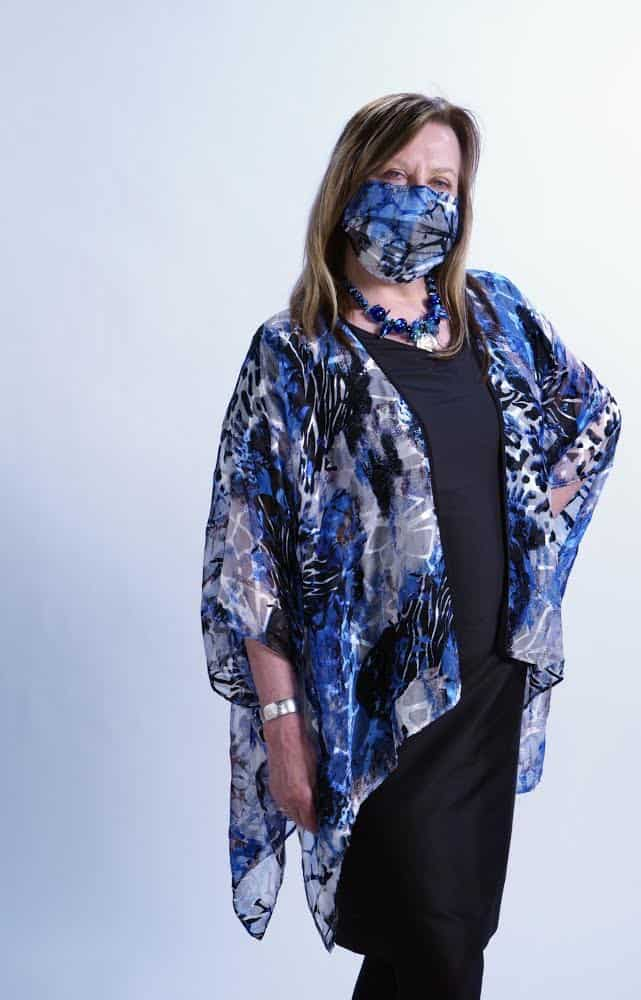 3 Layer Masks in Pure Silk