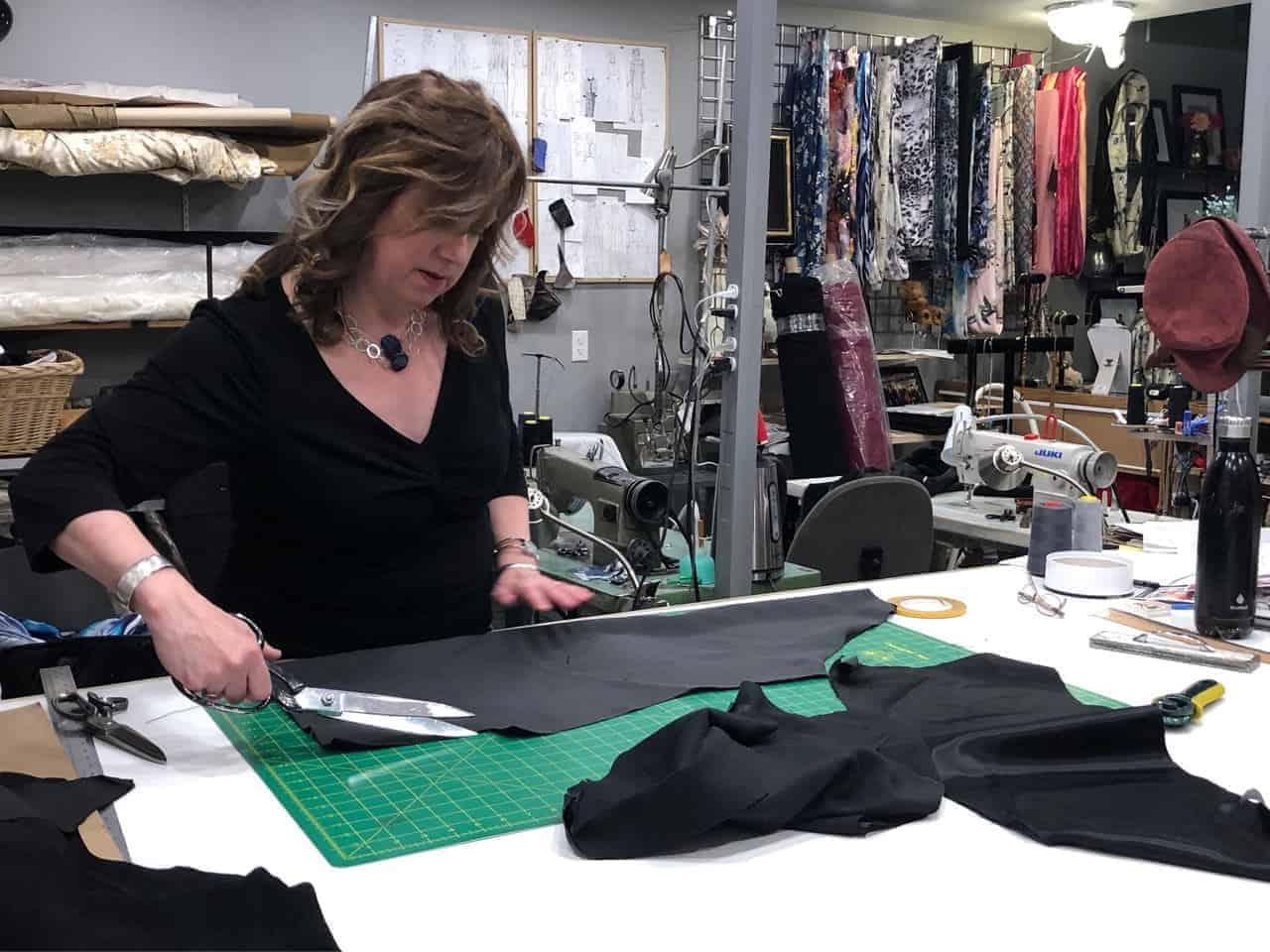 Cheryl sew cuts -