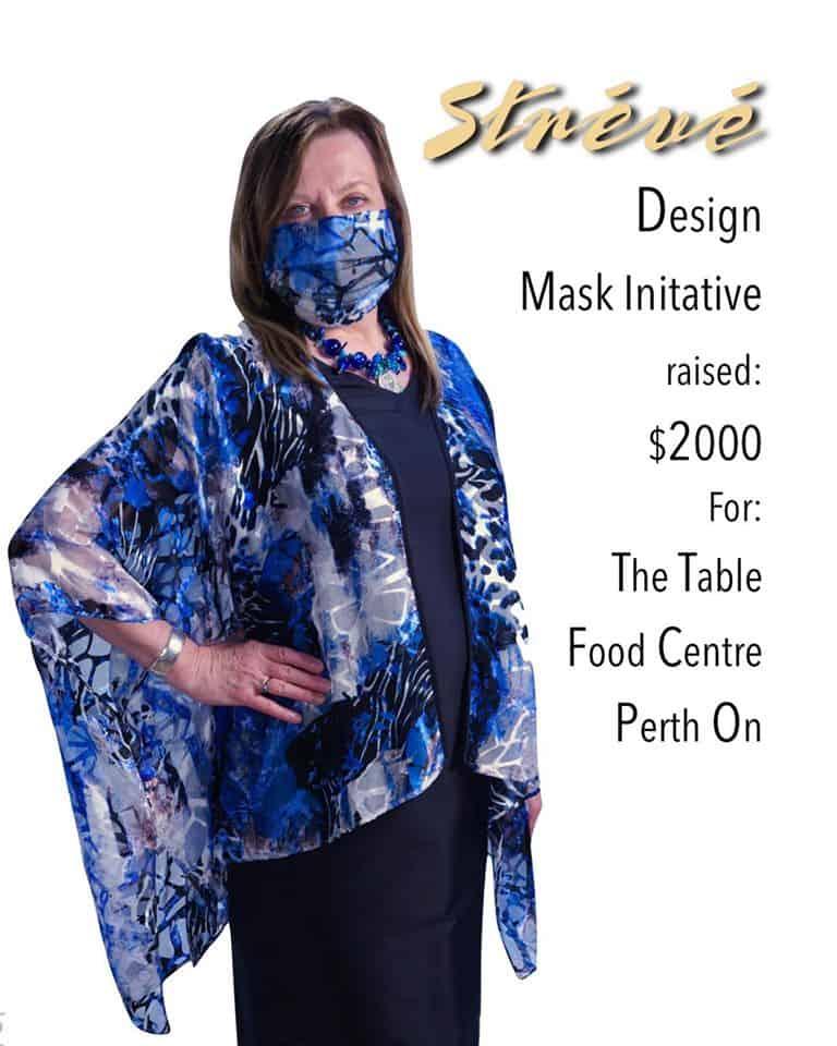 Streve Cheryl masks -