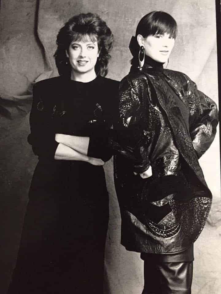 cheryl 1987- Gordon king photo