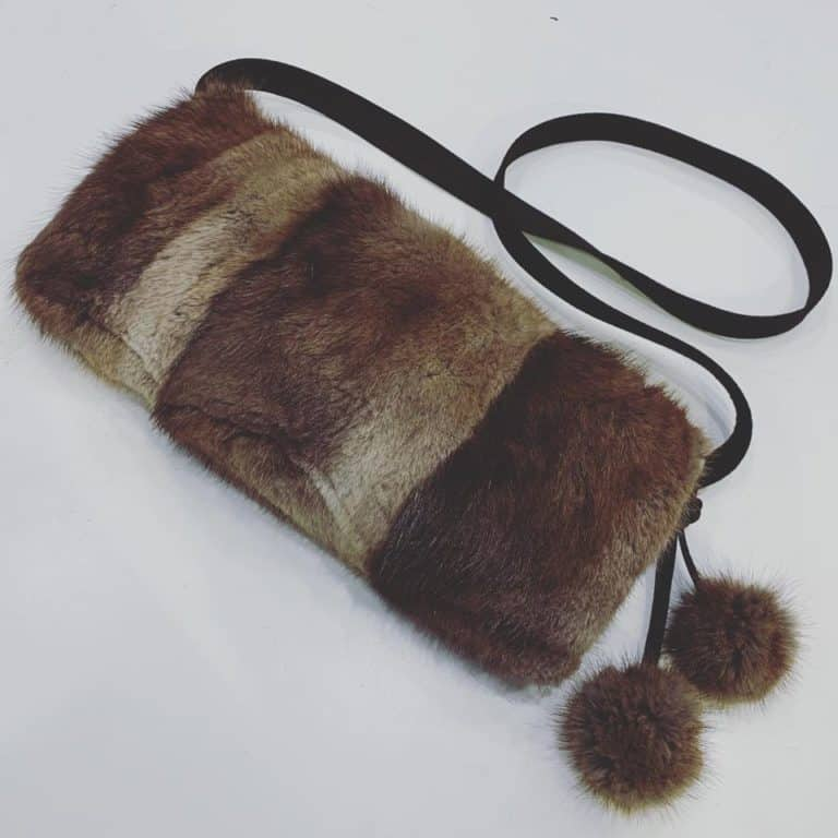 Upcycled Fur