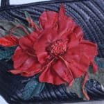 red-black-flower