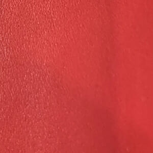 Red leather-streve desing