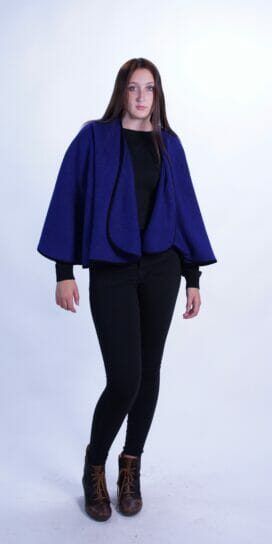 Cobalt Wool Caplet